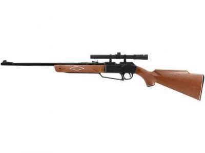 CARABINA DAISY MODEL 880 RIFLE CON VISOR (vídeo)