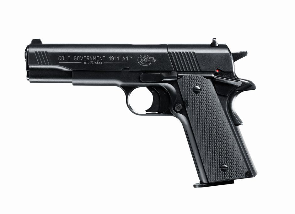 Umarex Colt Government 1911 A1 (vídeo)