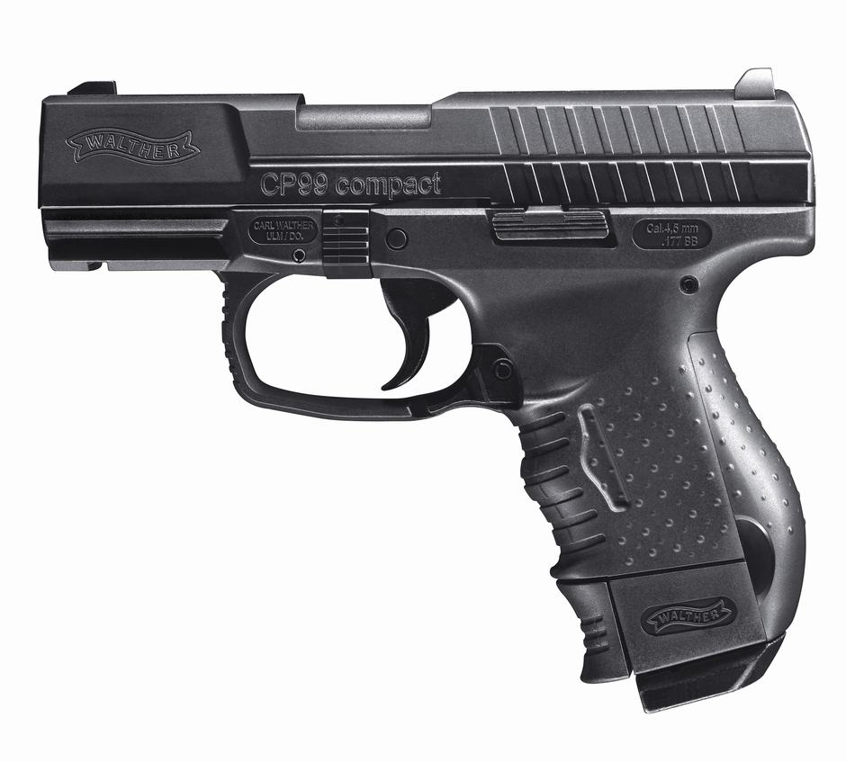Umarex Walther CP99 Compact (vídeo)