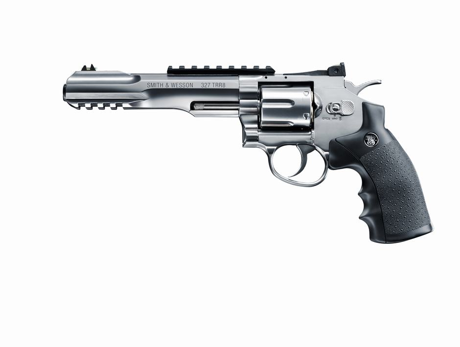 Umarex Smith &Wesson 327 TRR8 (vídeo)